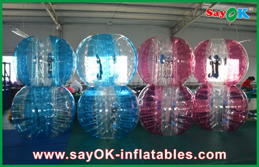 Cina Inflatable Toys Bumper Ball Soccer Bubble, Inflatable Human Hamster Ball pemasok