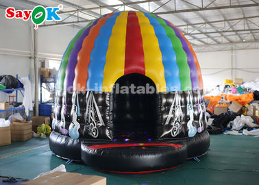 Cina Tahan Api Komersial Inflatable Air Tent Disco Dome Bouncing Jumper House pemasok