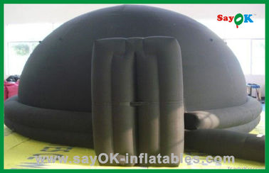 Cina Portabel Inflatable Planetarium Rumah Fireproof Inflatable Tent Dome pemasok