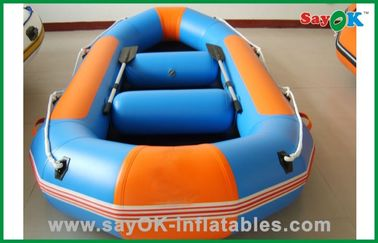Cina 3 Orang PVC Inflatable Boats Summer Fun Water Toy Boat 3.6mLx1.5mW pemasok
