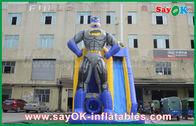 Cina Anak / Dewasa Permainan Jumbo Inflatable Bouncer Slide Dengan Digital Printing pabrik