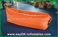 Cina 3 musim WaterProof Nylon kain karet sofa Hangout Lounge kantong udara 1.2kg pabrik