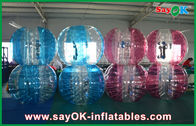 kualitas baik Inflatable Tent Air & Inflatable Toys Bumper Ball Soccer Bubble, Inflatable Human Hamster Ball Dijual