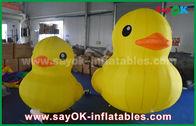 Cina Promosi Lovely Bebek Kartun Inflatable Besar Bebek dengan Logo Disesuaikan Cetak pabrik
