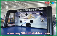 Cina Layar Proyeksi Inflatable Outdoor Air Blow Up Screen Film Portabel Dijual pabrik