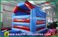 Cina Anak-anak Air Blow Jumping Bouncer Toys, Baby Inflatable Bounce House pabrik