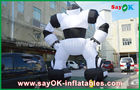 Periklanan Inflatable Cartoon Characters, Inflatable Robot Costume
