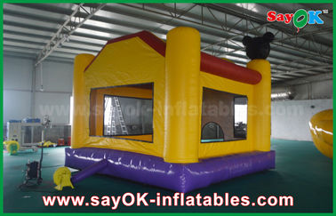 Castle Jumping Inflatable Populer Happy Hop Bouncy Castle