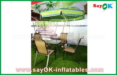 Pantai Outdoor Garden Sun Cantilever Patio Umbrella 190T Nylon Material