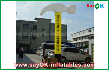 Customized Inflatable Air Dancer / Inflatable Ax untuk iklan
