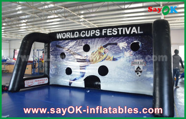 Layar Proyeksi Inflatable Outdoor Air Blow Up Screen Film Portabel Dijual
