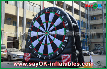 Customized Waterproof Giant inflatable soccer dart For Kids OEM