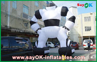 Iklan Inflatable Cartoon Characters, Inflatable Robot Costume